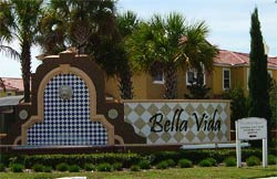 Bella Vida Entrance