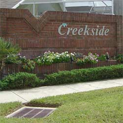 Creekside in Kissimmee Florida