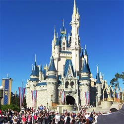 Just a short distance away from the Disney World Resort!