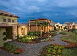 Some of the beautiful homes in Kissimmee!