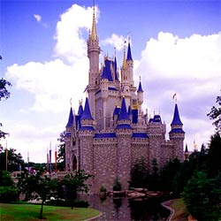 Walt Disney World's Magic Kingdom in Orlando Florida!